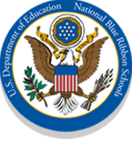DOE National Blue Ribbon Logo
